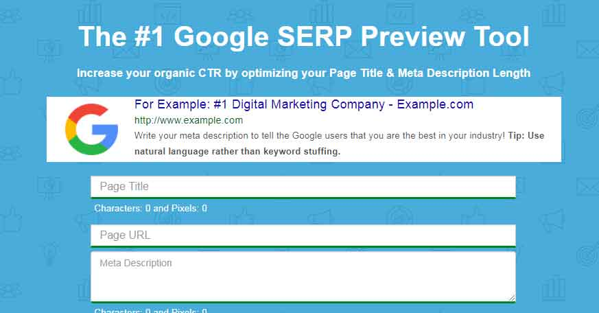 Google SERP Preview Tool-Meerut-Mart