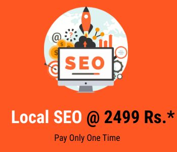 Local SEO @ 2499 Rs.*