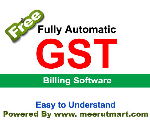 GST Billing Software-Meerut-Mart